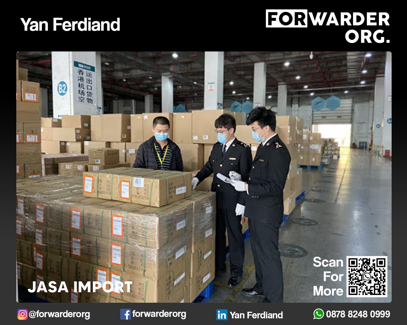 Jasa Import Mesin Produksi dari Asia dan Eropa | FORWARDER ORG