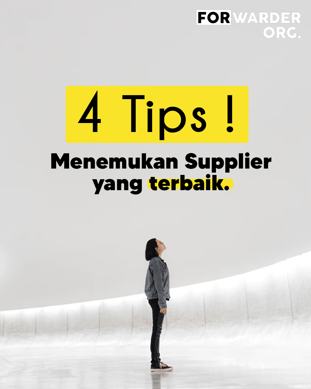 4 Tips Menemukan Supplier Terbaik di Marketplace | FORWARDER ORG