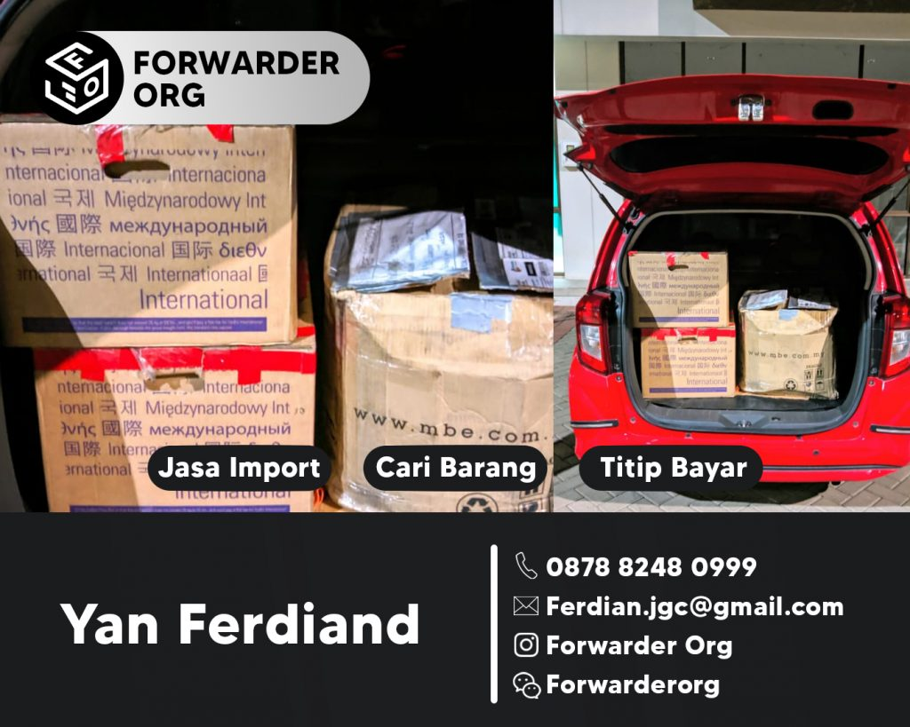 Jasa Import Produk Kosmetik dan Skin Care | FORWARDER ORG