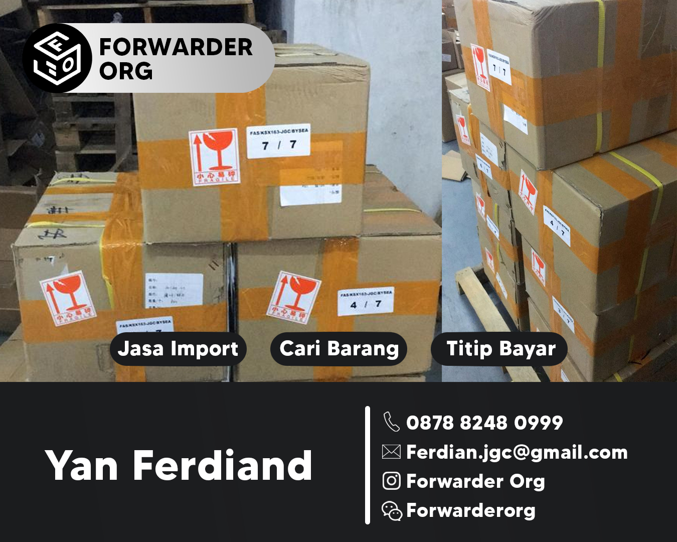 Jasa Import Hotel Lock dan Door Lock dari China | FORWARDER ORG