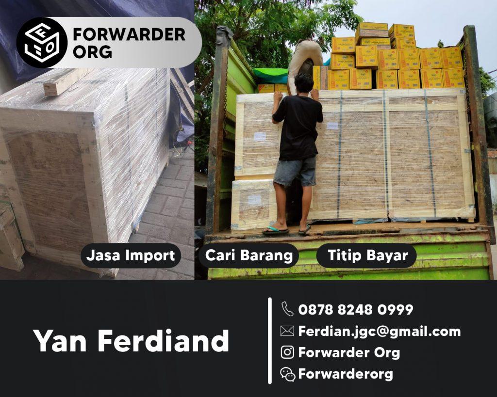 Jasa Import Breaker dan Sparepartnya dari China | FORWARDER ORG