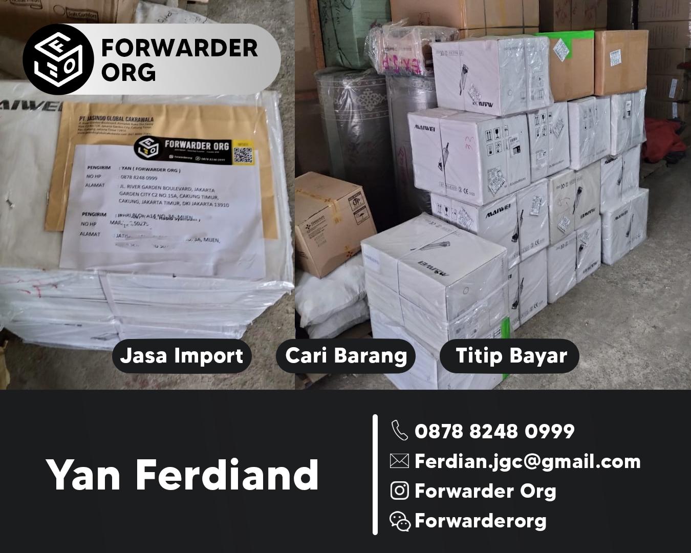 Jasa Import Mesin Alat Kesehatan dan Sparepartnya | FORWARDER ORG