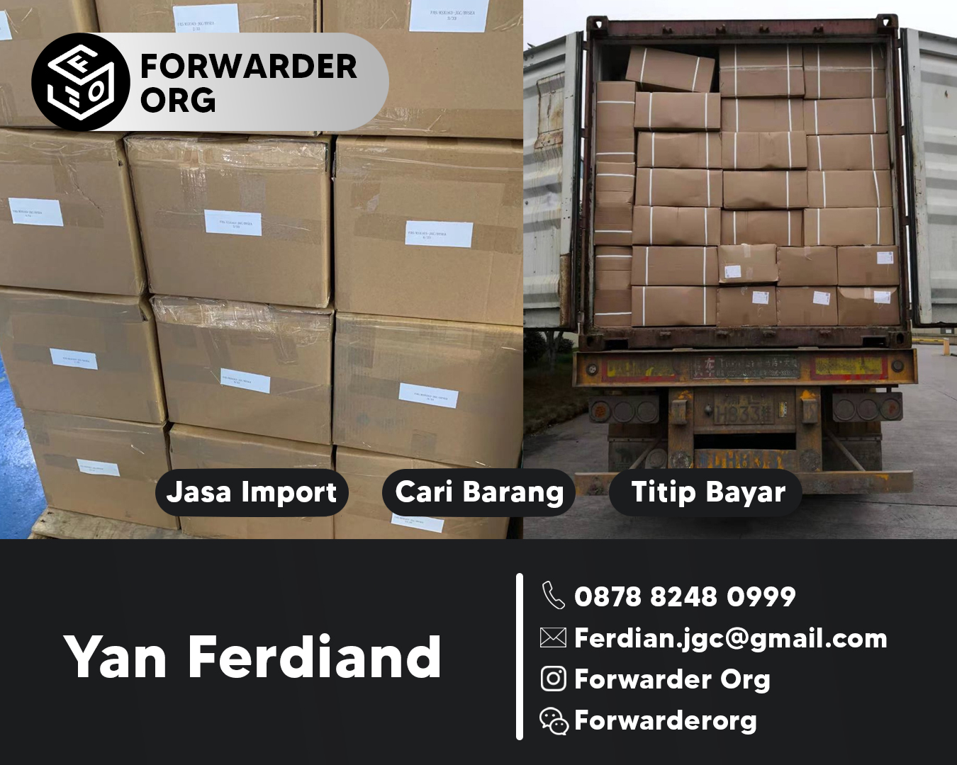Jasa Import Benang Nylon dan Rubber dari China | FORWARDER ORG