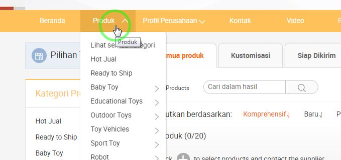 Tips Menemukan Supplier Terbaik di Alibaba.com By FORWARDER ORG